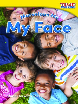 cover image of Marvelous Me: My Face