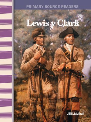 cover image of Lewis y Clark