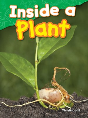 cover image of Inside a Plant
