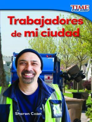 cover image of Trabajadores de mi ciudad