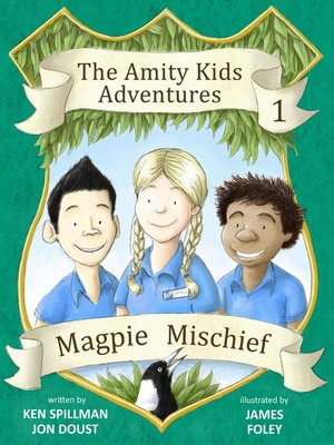cover image of Magpie Mischief