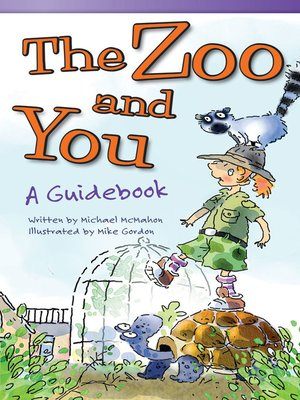 cover image of The Zoo and You