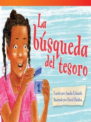 cover image of La búsqueda del tesoro