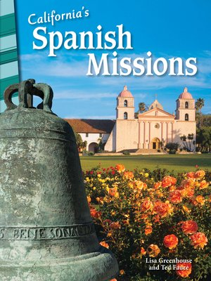 cover image of California's Spanish Missions