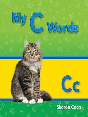cover image of My C Words