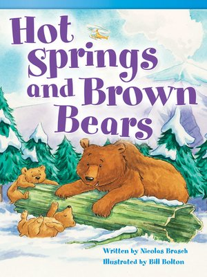 cover image of Hot Springs and Brown Bears