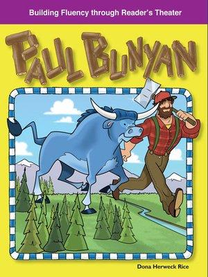cover image of Paul Bunyan