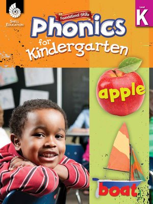 cover image of Foundational Skills: Phonics for Kindergarten