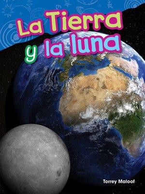 cover image of La Tierra y la luna