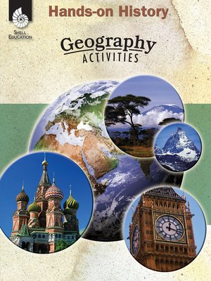 cover image of Hands-on History: Geography Activities