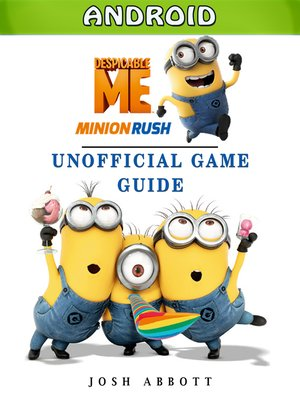 cover image of Despicable Me Minion Rush Android Unofficial Game Guide