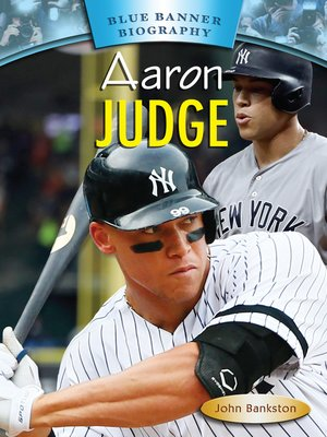 cover image of Aaron Judge