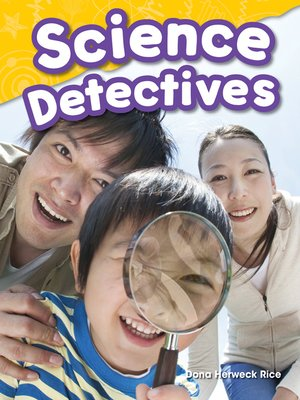 cover image of Science Detectives