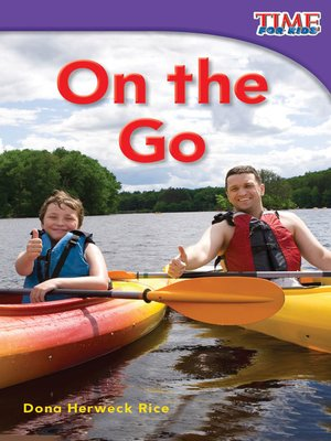 cover image of On the Go