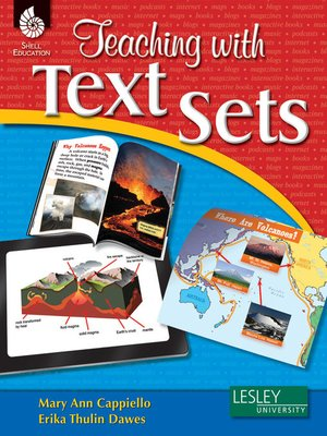 cover image of Teaching with Text Sets