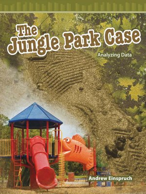 cover image of The Jungle Park Case
