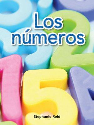 cover image of Los números