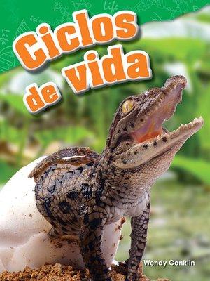 cover image of Ciclos de vida