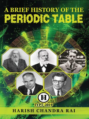 cover image of A Brief History of the Periodic Table