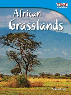 cover image of African Grasslands