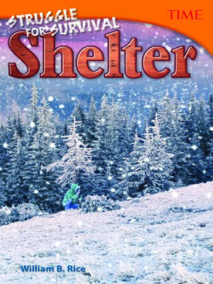 cover image of Struggle for Survival: Shelter