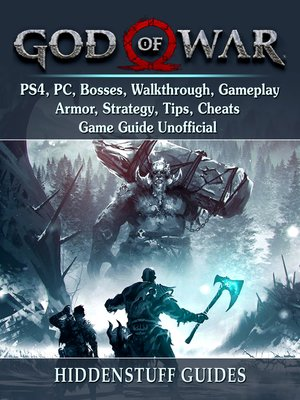 cover image of God of War 5, PS4, PC, Bosses, Walkthrough, Gameplay, Armor, Strategy, Tips, Cheats, Game Guide Unofficial