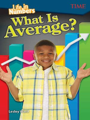cover image of Life in Numbers What Is Average?