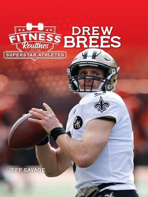 cover image of Fitness Routines of the Drew Brees