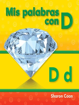 cover image of Mis palabras con D