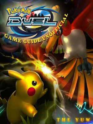 cover image of Pokemon Duel Unofficial Game Guide
