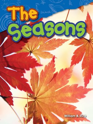cover image of The Seasons