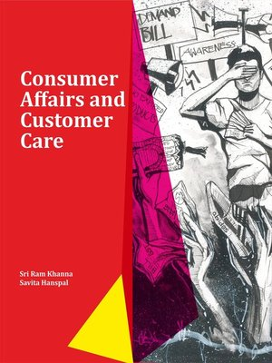 cover image of Consumer Affairs and Customer Care