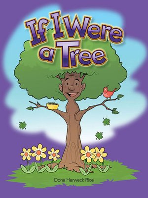 cover image of If I Were a Tree