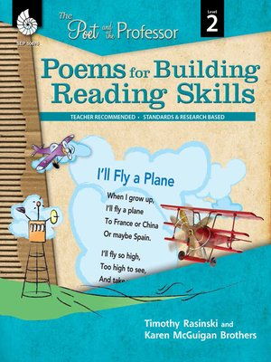 cover image of Poems for Building Reading Skills: The Poet and the Professor Level 2