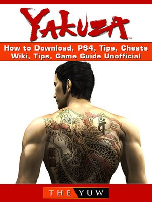 cover image of Zakuza How to Download, PS4, Tips, Cheats, Wiki, Tips, Game Guide Unofficial