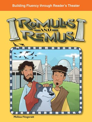 cover image of Romulus and Remus