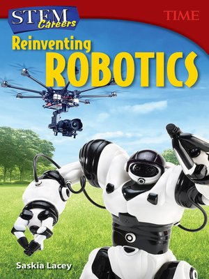 cover image of STEM Careers: Reinventing Robotics