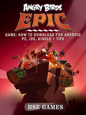 cover image of Angry Birds Epic Unofficial Game Guide