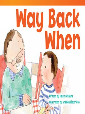 cover image of Way Back When