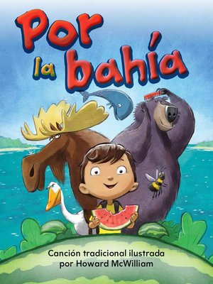 cover image of Por la bahía
