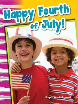 cover image of Happy Fourth of July!