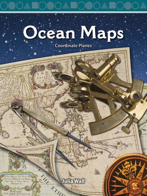 cover image of Ocean Maps