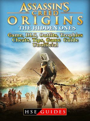 cover image of Assassins Creed Origins The Curse of the Pharaohs Game, DLC, Tips, Cheats, Strategies, Game Guide Unofficial