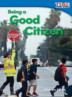cover image of Being a Good Citizen