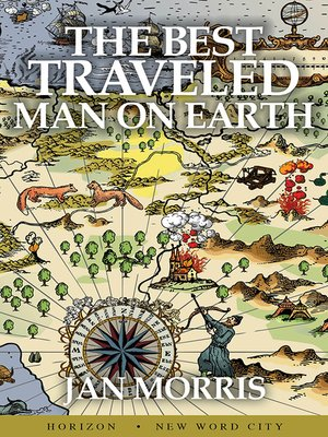 cover image of The Best Traveled Man on Earth