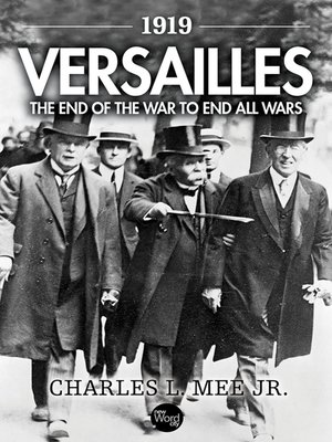 cover image of 1919 Versailles