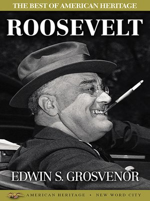 cover image of The Best of American Heritage Roosevelt