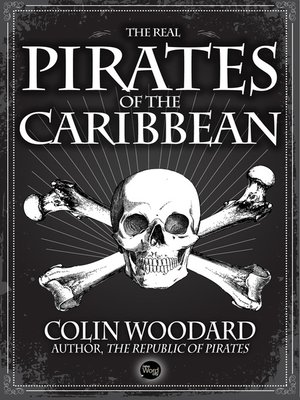 cover image of The Real Pirates of the Caribbean
