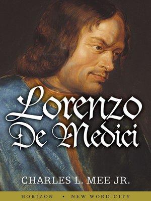 cover image of Lorenzo de Medici