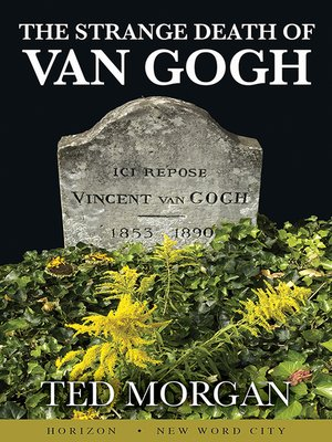 cover image of The Strange Death of Vincent van Gogh